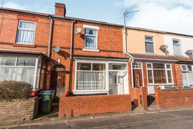 Thumbnail Terraced house for sale in Cheshire Road, Smethwick, Birmingham, West Midlands