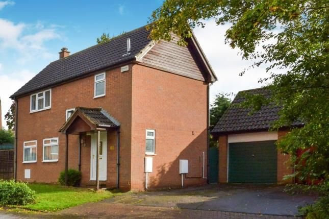 Thumbnail 3 bed link-detached house for sale in Hunters Reach, Bradwell, Milton Keynes, Bucks