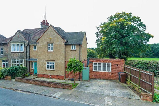 Thumbnail Semi-detached house for sale in Cranmere Avenue, Abington, Northampton