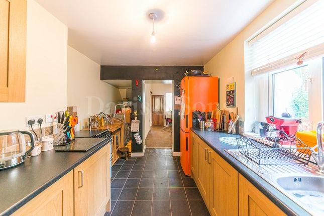 Kitchen of Hafod Tudor Terrace, Wattsville, Cross Keys, Newport. NP11