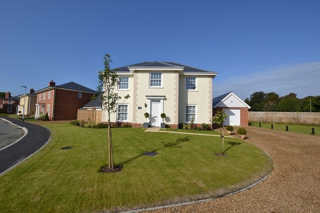 Thumbnail Detached house for sale in Moffett Road, Swanton Morley, Dereham, Norfolk.