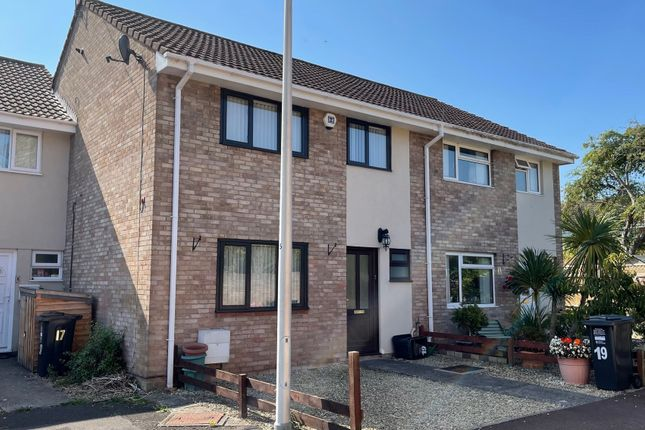 Thumbnail Terraced house to rent in Lester Drive, Worle, Weston-Super-Mare