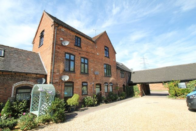 Thumbnail Flat for sale in Tudor Court, Church Lane, Exhall