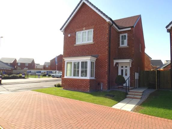 Thumbnail Detached house for sale in Ceremony Wynd, Middlesbrough
