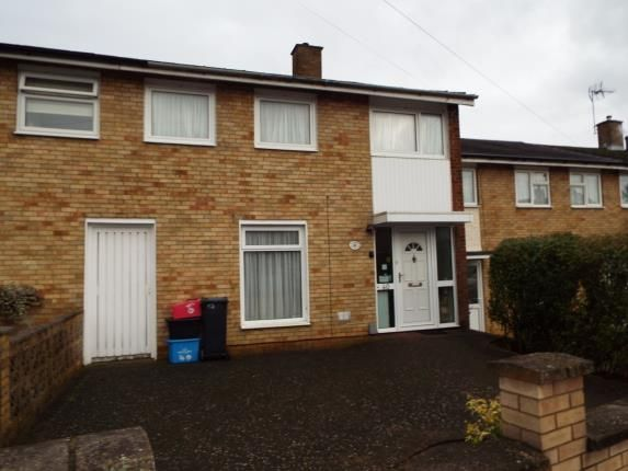 Thumbnail Terraced house for sale in Foxfield, Stevenage, Hertfordshire