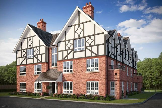 "Thumbnail Property for sale in ""Framlingham House - Ff - Plot 65"" at Kendal End Road, Barnt Green, Birmingham"