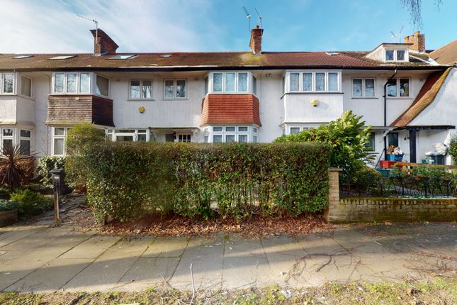 Thumbnail Terraced house to rent in Park Drive, London