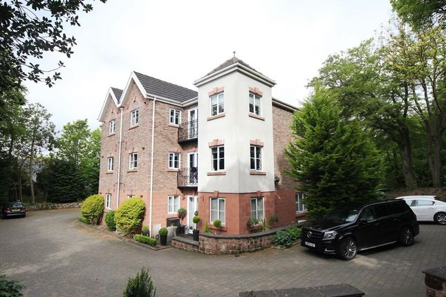 Thumbnail Flat to rent in Baddow Croft, Woolton, Liverpool