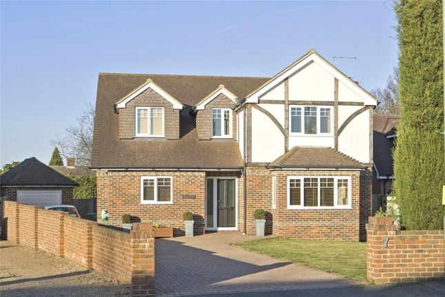 4 bed detached house for sale in Park Lawn Road, Weybridge, Surrey
