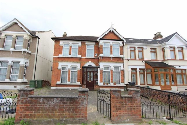 Thumbnail End terrace house for sale in Ashgrove Road, Ilford, Essex