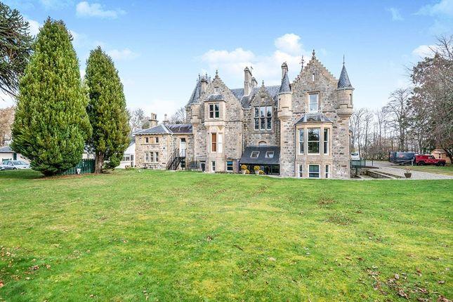 2 bedroom flat for sale in Lentran House, Lentran, Inverness