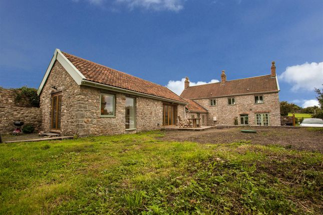 Thumbnail Detached house for sale in Stone-Edge Batch, Tickenham, Clevedon