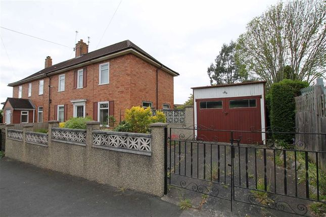Thumbnail Semi-detached house for sale in Hung Road, Shirehampton, Bristol