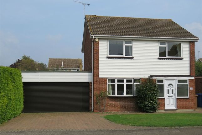 Thumbnail Detached house for sale in Highsted Road, Sittingbourne, Kent