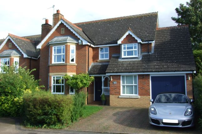 Thumbnail Detached house for sale in Timber Lane, Woburn