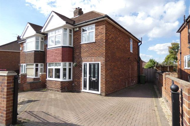Thumbnail Semi-detached house for sale in Littlefield Lane, Grimsby