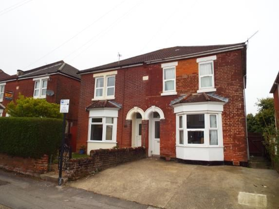 Thumbnail Semi-detached house for sale in Swaythling, Southampton, Hampshire