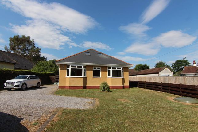Thumbnail Detached house to rent in Wolvershill Road, Banwell, North Somerset