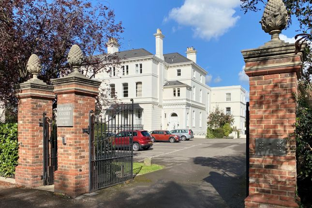 Thumbnail Flat for sale in Askham Court, Pittville Circus Road, Cheltenham, Gloucestershire