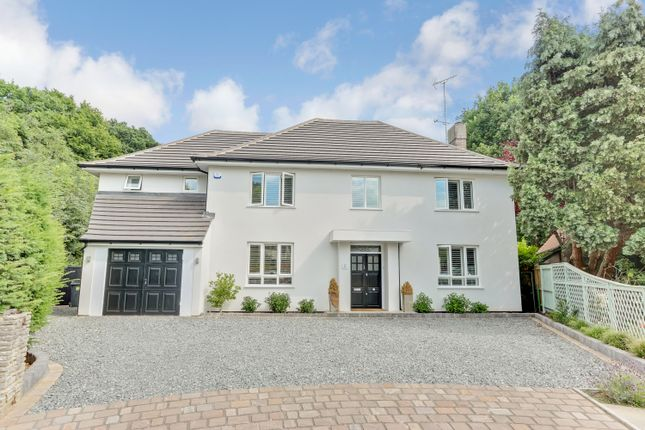 Thumbnail Detached house for sale in Warren Road, Leigh-On-Sea, Essex