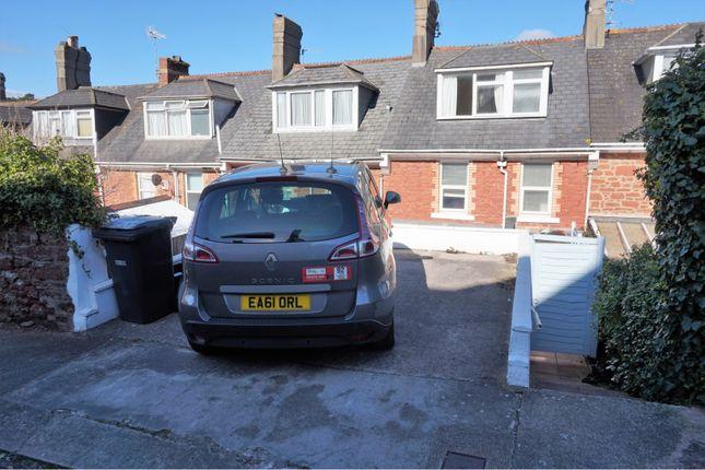 Off Road Parking of Sherwell Lane, Torquay TQ2
