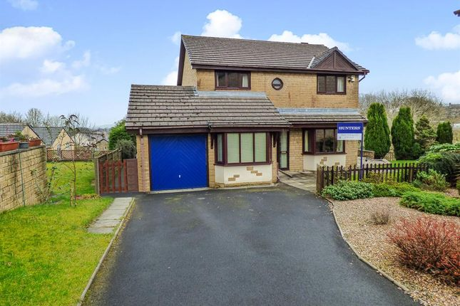 Thumbnail Detached house for sale in Longfield Court, Barnoldswick