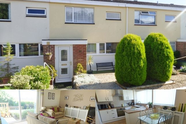 Thumbnail Terraced house for sale in Helens Mead Close, Torquay