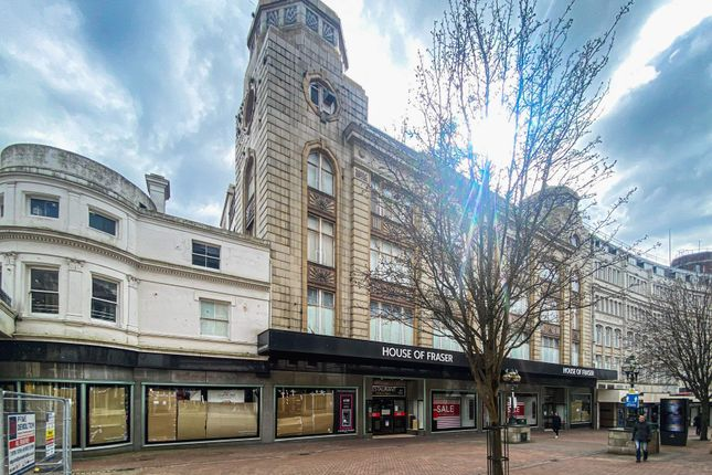 Thumbnail Retail premises for sale in 14-24 Old Christchurch Road, Bournemouth