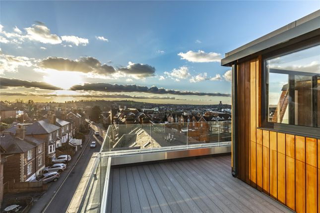 Thumbnail Flat for sale in City Point, 67 Sydenham Road, Guildford, Surrey