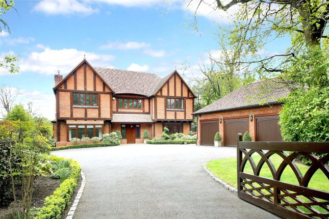 Thumbnail Detached house for sale in Mill Lane, Chalfont St. Giles