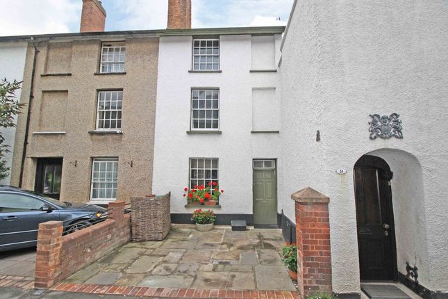 Thumbnail Town house for sale in Monmouth Street, Topsham, Exeter