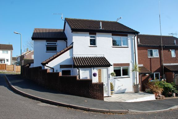 Thumbnail End terrace house for sale in Fairmead, Sidmouth