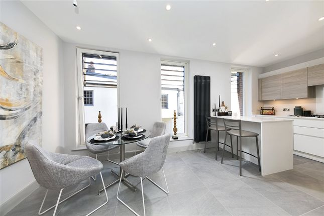 Thumbnail End terrace house for sale in Old Bakery Mews, Hampton Wick, Kingston Upon Thames