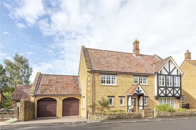 Thumbnail Detached house for sale in Plum Orchard, Nether Compton, Sherborne