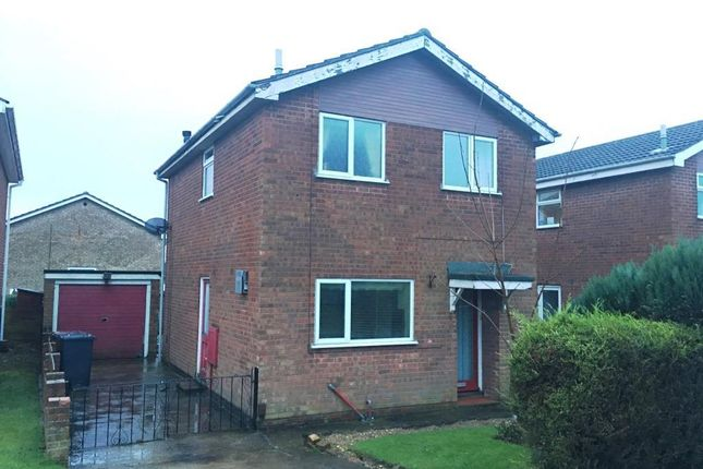 Thumbnail Detached house to rent in Gynewell Grove, Lincoln