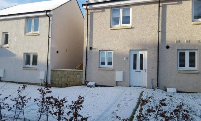 Thumbnail End terrace house to rent in South Chesters Lane, Bonnyrigg