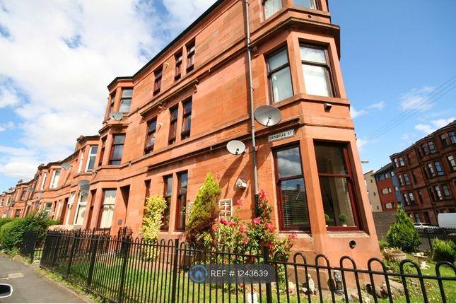 Thumbnail Flat to rent in Denbrae Street, Glasgow