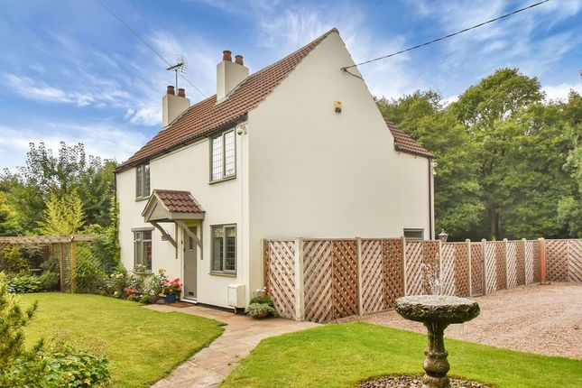 Thumbnail Cottage for sale in Moorgreen, Newthorpe, Nottingham