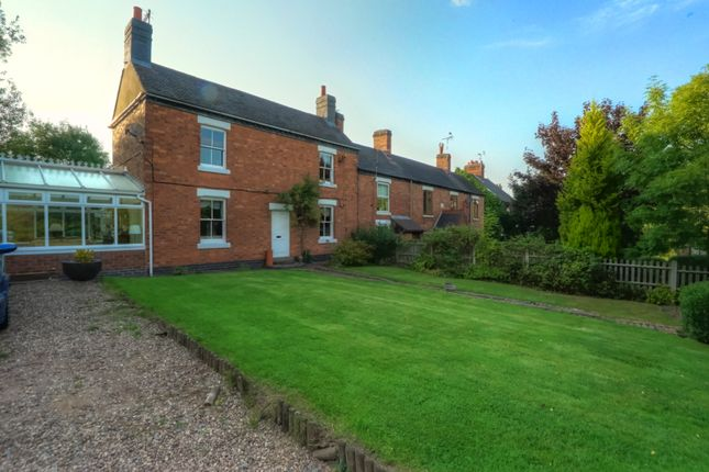 Thumbnail Detached house for sale in Castle Road, Hartshill, Nuneaton