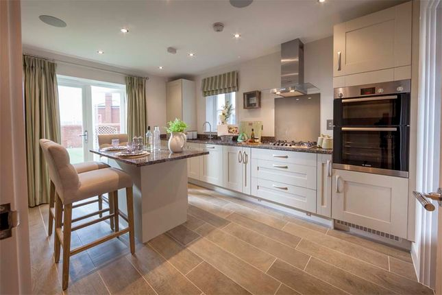 Thumbnail Detached house for sale in Robin Close, Holt