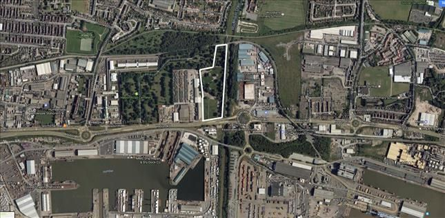 Thumbnail Land for sale in Kingston Parklands, Hedon Road, Hull, East Yorkshire