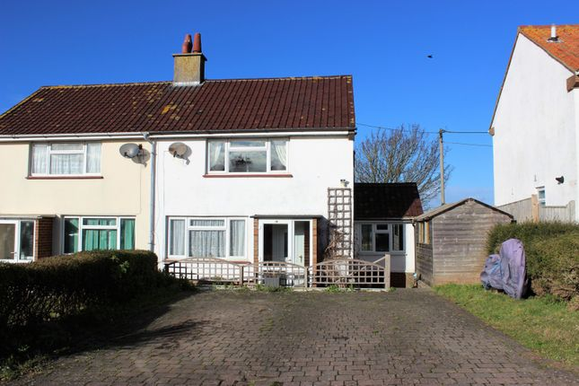 Thumbnail Semi-detached house for sale in Brands Close, South Heighton