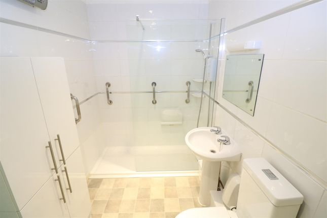 Shower Room / WC of Russell Court, Rushden NN10