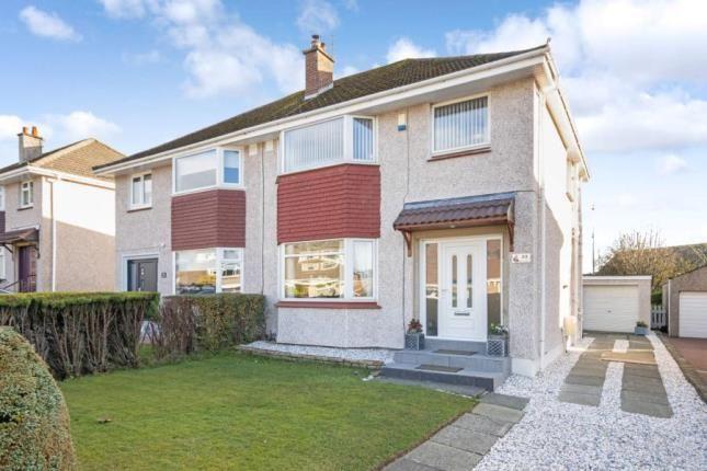 3 bed semi-detached house for sale in Jamieson Drive, Calderwood, East Kilbride, South Lanarkshire G74