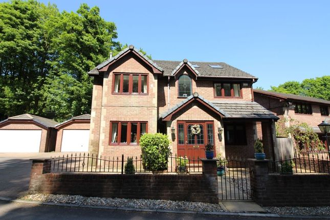Thumbnail Detached house for sale in Redisher Croft, Ramsbottom, Bury