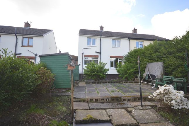 Thumbnail Terraced house for sale in Grosvenor Road, Moldgreen, Huddersfield