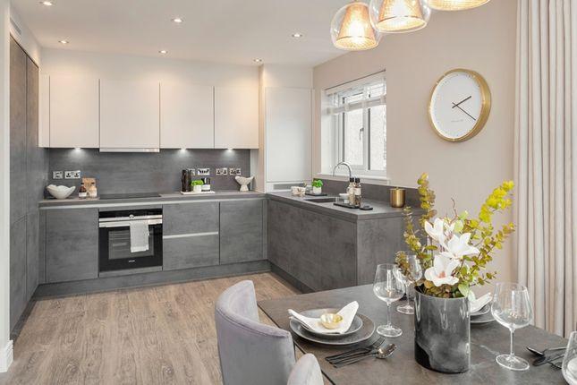 "Thumbnail Flat for sale in ""Westwood"" at Bucksburn, Aberdeen"