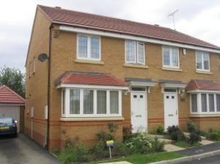 Thumbnail Property to rent in Breezehill, Wooton Fields, Northampton