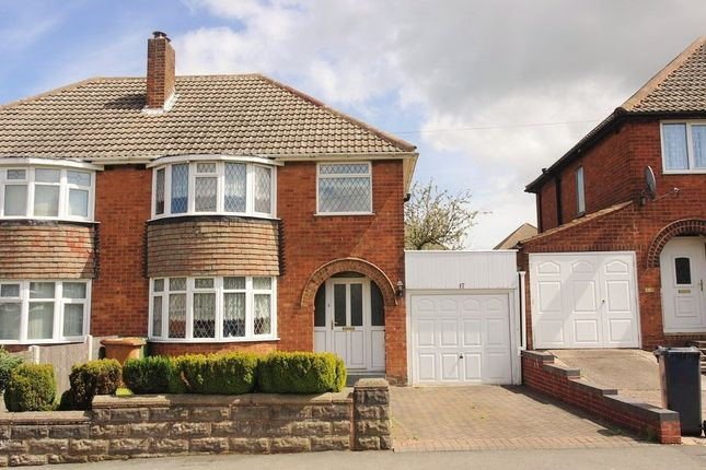 Thumbnail Semi-detached house to rent in St Marks Road, Shire Oak