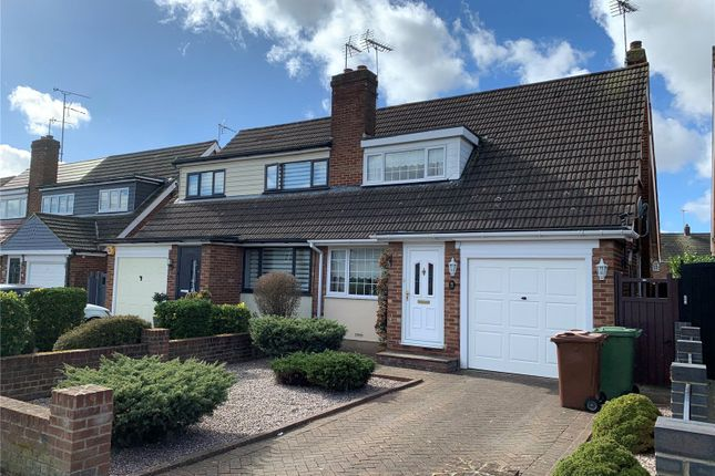 Thumbnail Property for sale in Morley Hill, Corringham